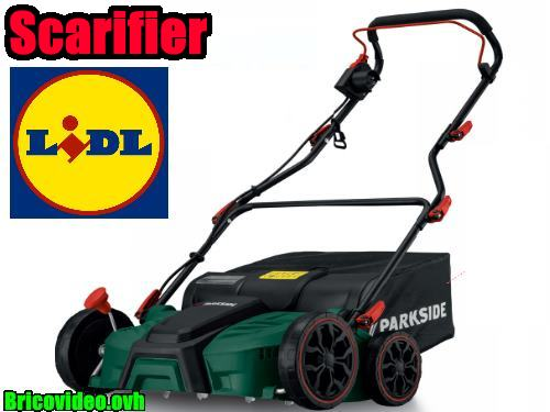 parkside-electric-scarifier-aerator-PLV-1500-lidl-accessories-test-manual